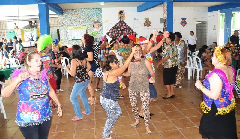 VII Carnaval Sindaftema.