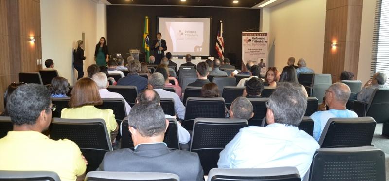 Reforma Tributária Solidária é debatida em São Luís.