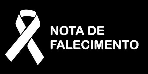 Nota de Falecimento / JOSÉ ANTÔNIO MOREIRA DE CARVALHO