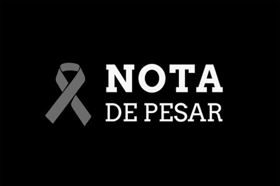 Nota de Pesar  / Falecimento de Madeleine Monteiro, esposa do auditor fiscal aposentado Floriano Monteiro.