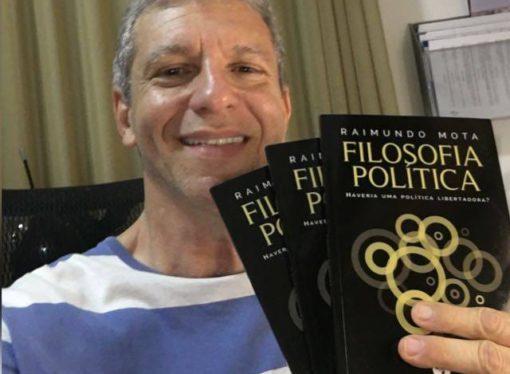 """Exemplares do Livro """"FILOSOFIA POLÍTICA: Haveria uma política libertadora?"""", serão distribuídos aos filiados na Assembleia Geral desta sexta (30/11)."""
