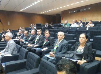Presidente do Sindaftema participa em Brasília de seminário em comemoração aos 30 anos da Seguridade Social no país.