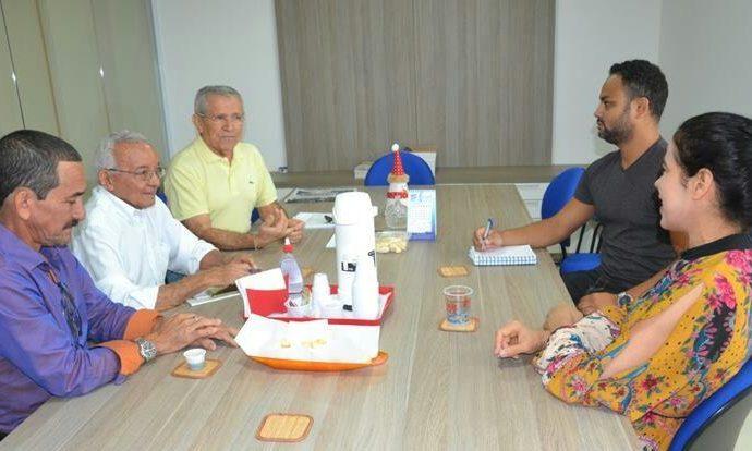 COMISSÃO DE ACOMPANHAMENTO DA REFORMA DA SEDE SOCIAL DO SINDAFTEMA DEFINE AÇÕES PARA REALIZAÇÃO DE OBRAS.