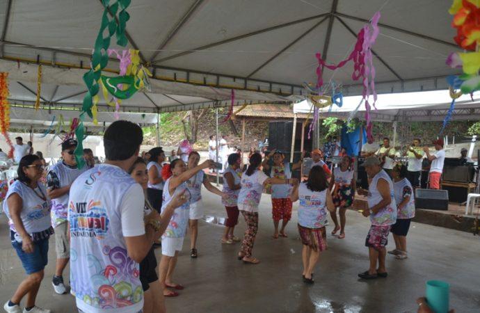 Fisco maranhense prestigia o 8º Carnaval Sindaftema.