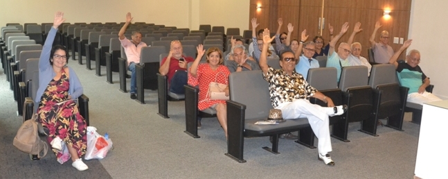 Filiados reduzem mensalidade sindical do Sindaftema.