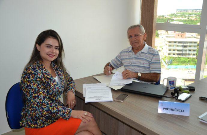 Sindaftema assina contrato com a Odontomaxi para oferecer plano odontológico aos filiados.