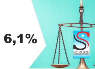 DOCUMENTAÇÃO PARA AÇÃO JUDICIAL DOS 6,1%