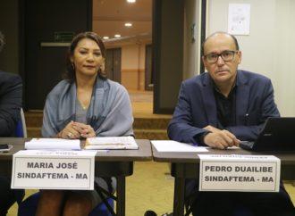 Sindaftema participa de IV Encontro Jurídico e XII Encontro dos Assessores Jurídicos em São Paulo.