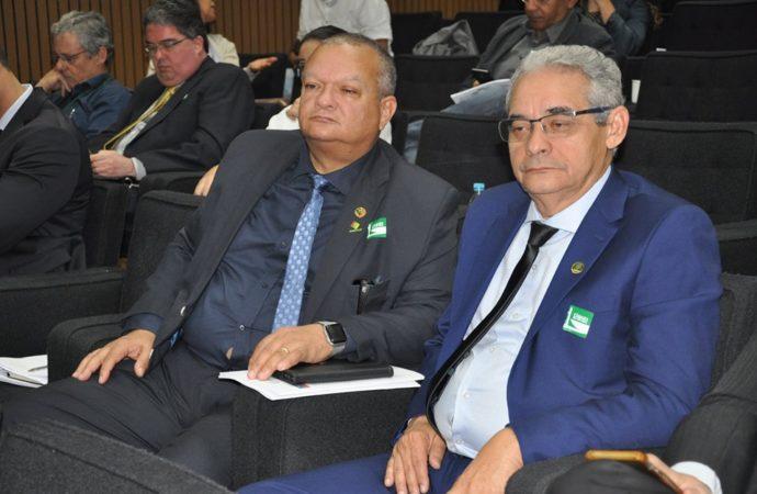 Sindaftema cumpre agenda em Brasília.