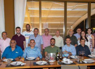Jantar de Posse da Diretoria, gestão 2019 / 2022.