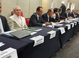 Dirigentes do Sindaftema discutem temas da categoria no Pará.