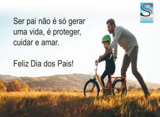 Desejamos a todos os filiados, amigos e parceiros, um Feliz Dia dos Pais!
