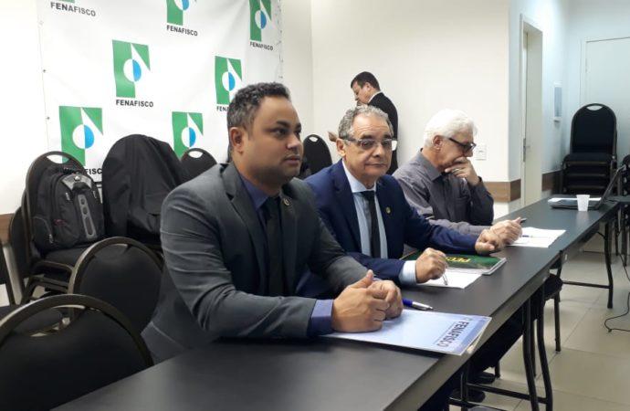 Sindaftema discute Reforma Tributária na capital federal.